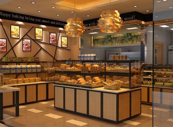 合肥蛋糕店装修要求 一,空间设计    空间设计不同于其他店面,蛋糕