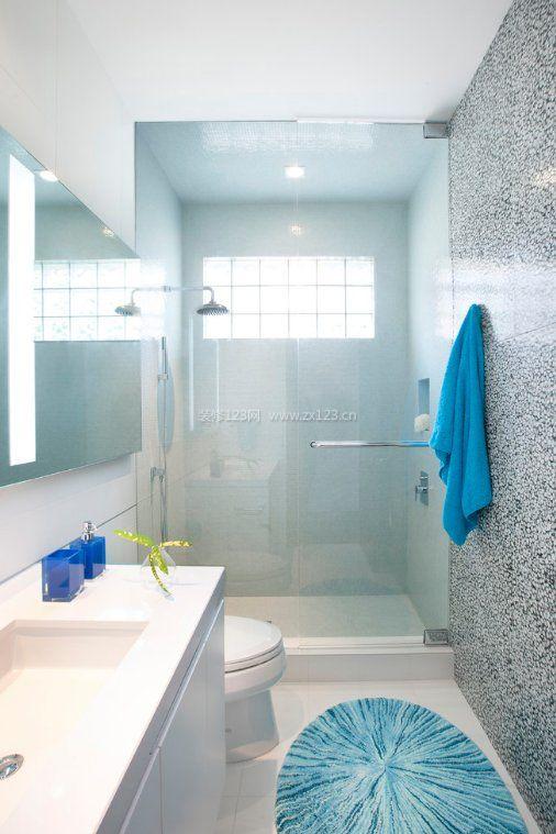 超小户型浴室装修效果赏析