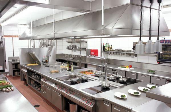 餐馆设计明厨,明档,是餐饮业发展到一定时期的产物.
