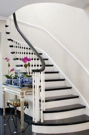 楼梯隔断效果图