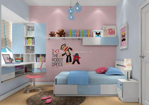 创意家居儿童房设计图-成都儿童房装修效果图,给孩子一方小天地