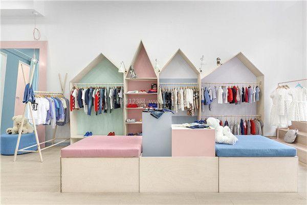 杭州小型童装店装修技巧 小型童装店应如何装修