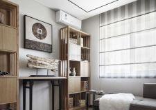 小房间书房设计 小房间也能装书房