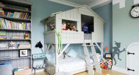 小面積兒童房裝修設計 兒童房裝修注意事項