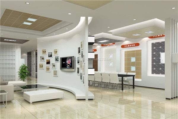 杭州家具展厅装修设计 家具展厅如何装修比较好