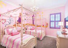 两个宝宝儿童房装修技巧 双人儿童房装修原则