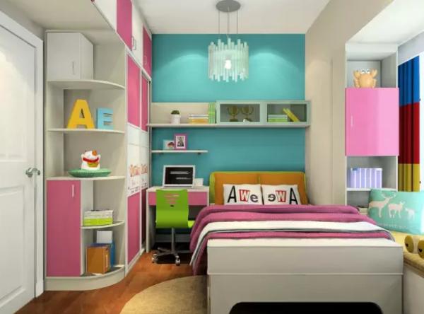 5平方的儿童房装修