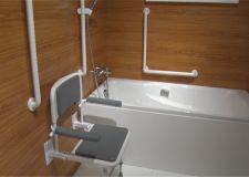老人房装修卫浴空间设计 如何营造舒适沐浴环境