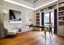 欧式书房装修风格技巧 欧式书房设计要求