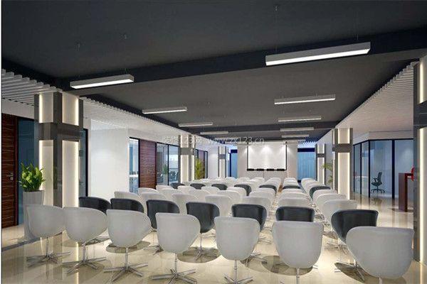 杭州视频会议室装修技巧 视频会议室怎么装修比较好图片