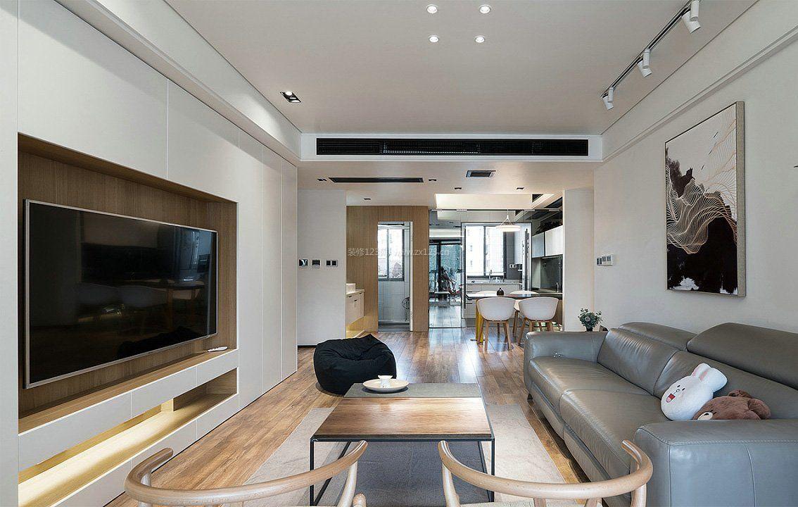 拓者設計吧現代時尚客廳裝修效果圖圖片