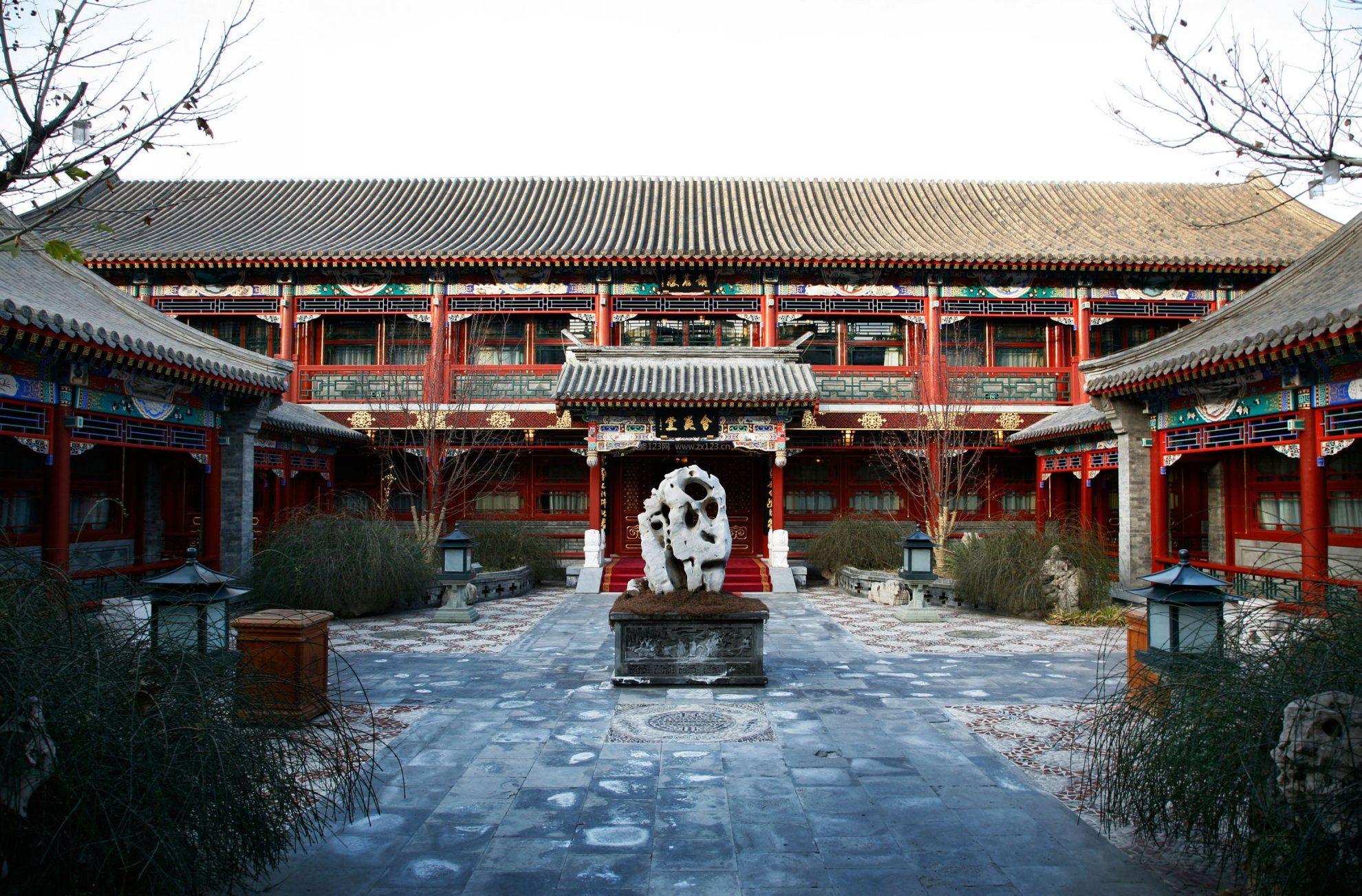 2017北京四合院国家a国家图片别墅停止别墅图片