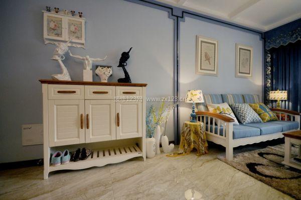 客厅鞋柜装修效果图-安全装修双流新房家庭装修不可不防的6个小细节
