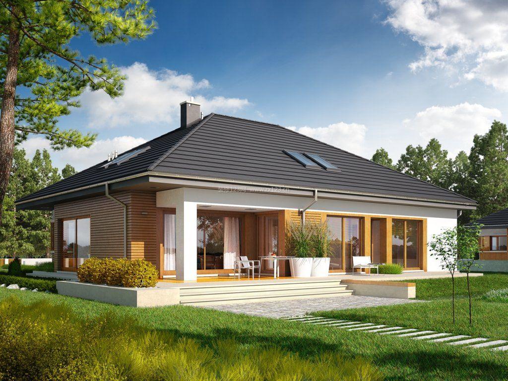 新农村自建房屋设计图纸 自建三层楼房设计图