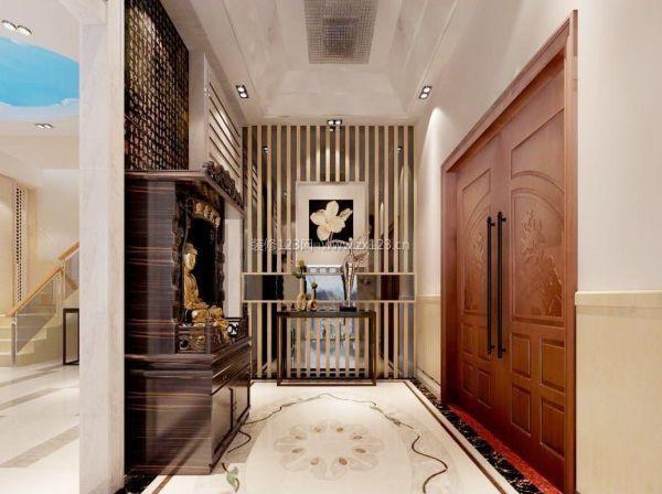 门厅玄关装修设计效果图