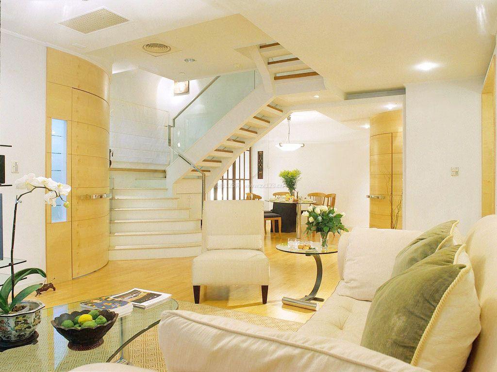 现代复式旋转楼梯平面图大全图片