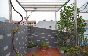 家庭屋頂花園圖片