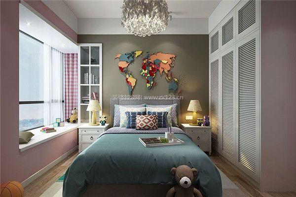 五大技巧打造完美睡眠空间 这样的卧室我爱了