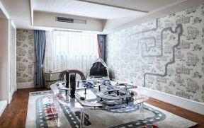 120平方房屋装修样板房