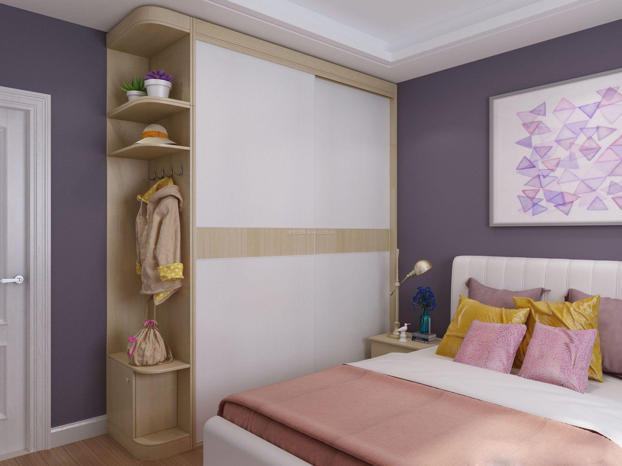 背景墙 房间 家居 起居室 设计 卧室 卧室装修 现代 装修 1980_1485
