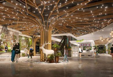 对比一般的荆州商业街设计公司,天霸设计拥有的优势值得您选择