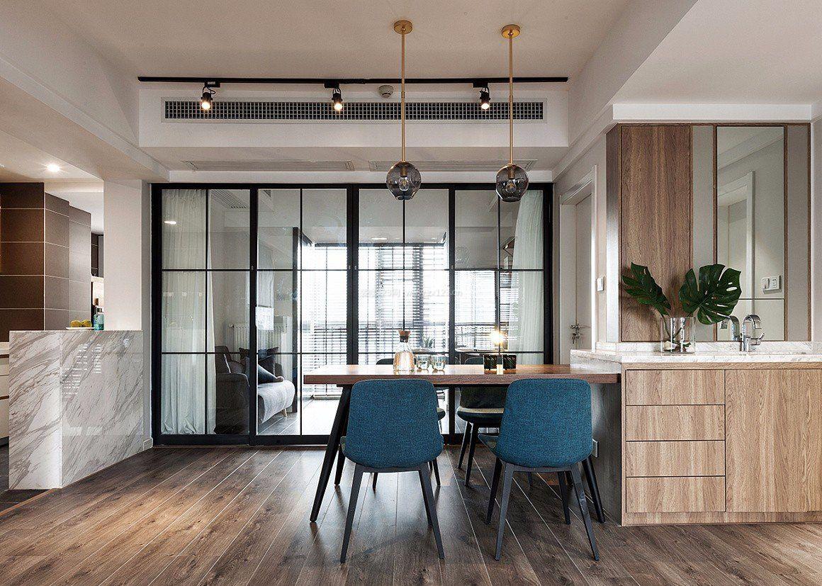 60平米房子室内地板装修效果图大全