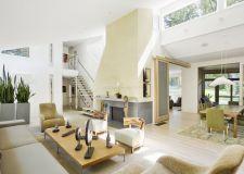 别墅客厅装修设计技巧 别墅装修设计知识