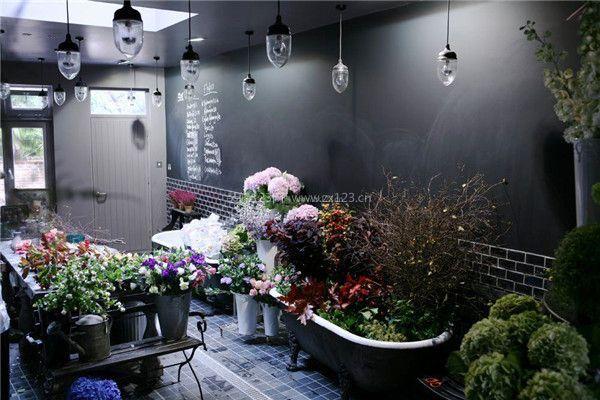 """杭州小型花店装修技巧 打造如""""花""""似锦的小型花店图片"""