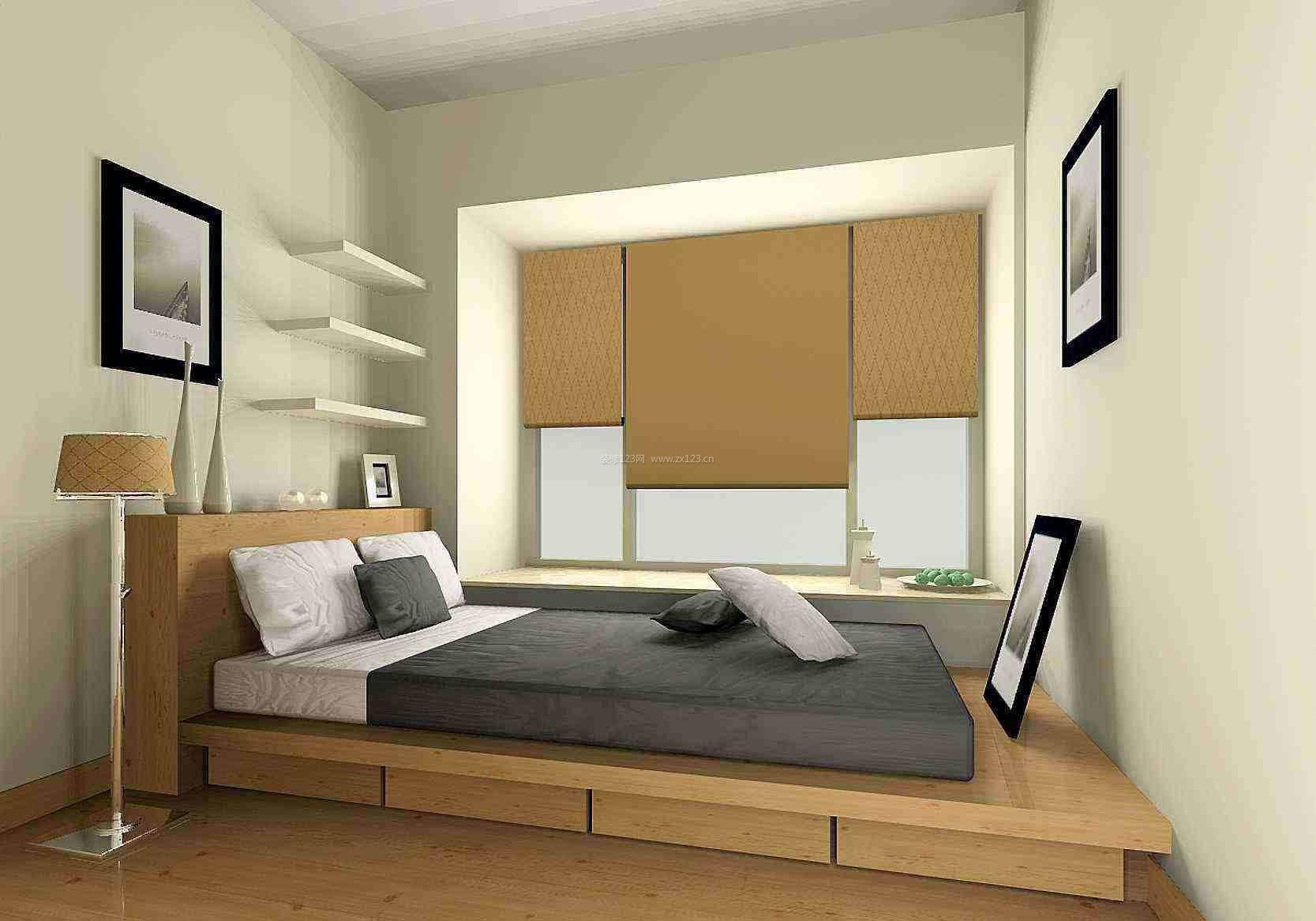 榻榻米卧室效果图-简单装修没有设计,但是想找装修公司,请问一定