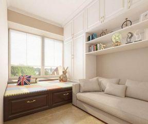 超小卧室榻榻米装修效果图图片