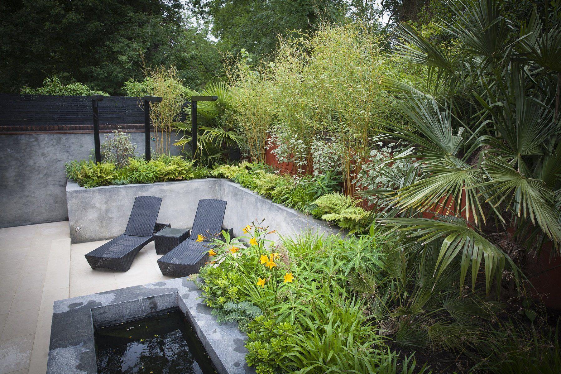 私家庭院景观设计_最漂亮的农家小院图片