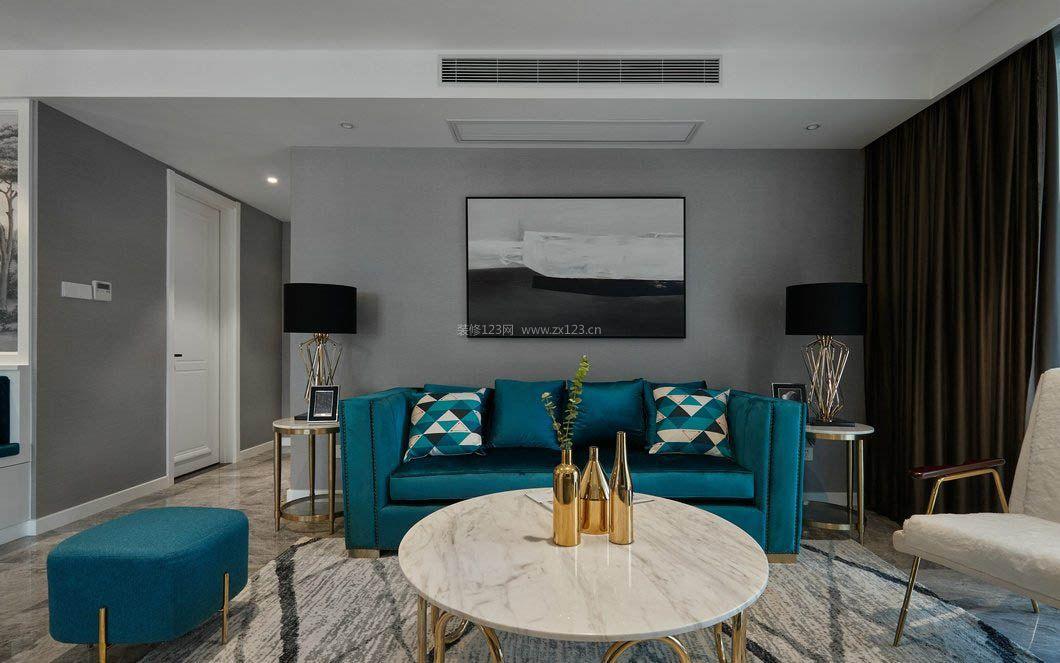 房子客厅沙发背景墙装修设计