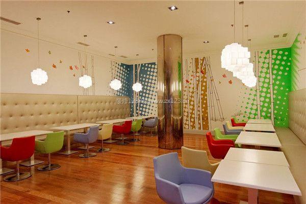 杭州小型快餐店装修技巧 小型快餐店如何装修比较好     3)高档快餐店