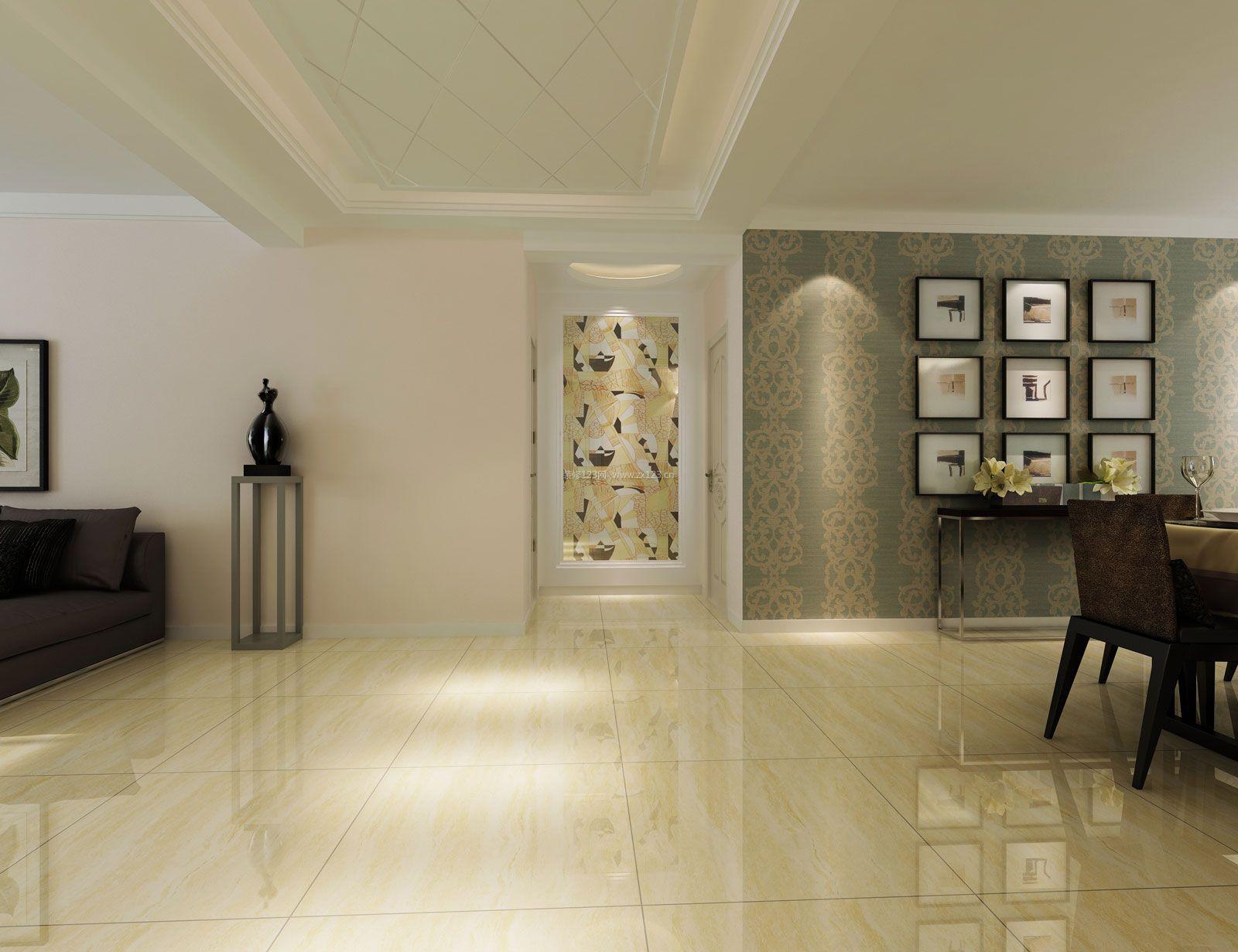 淄博齐悦国际现代风格180平米设计方案 2017经典三室两厅装修