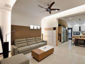 现代家居80平米两房简单装修效果图-80平米办公室装修效果图
