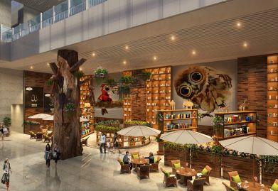 找永州购物广场设计公司也可考虑广东的天霸设计