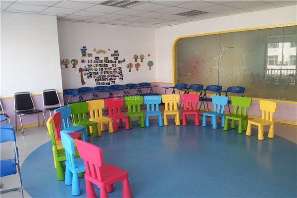 幼儿园室内墙面装饰设计效果图