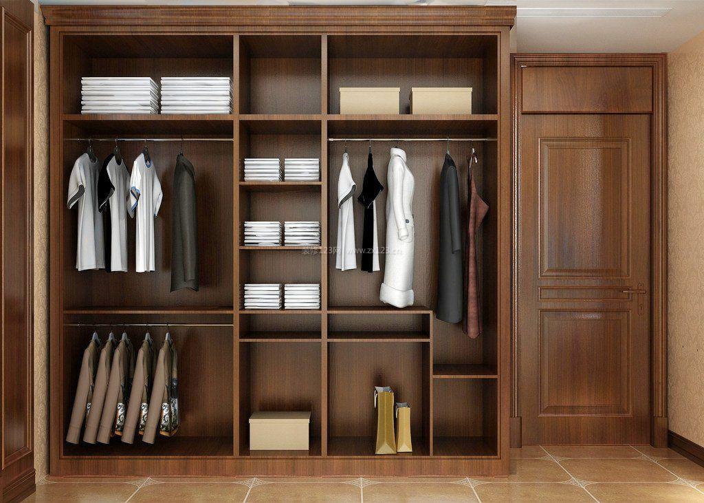 室内现代风格好莱客整体衣柜图片大全
