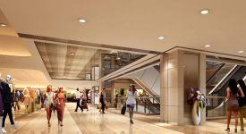 天霸设计独创的设计风格深受廊坊商场装修设计公司及客户追捧