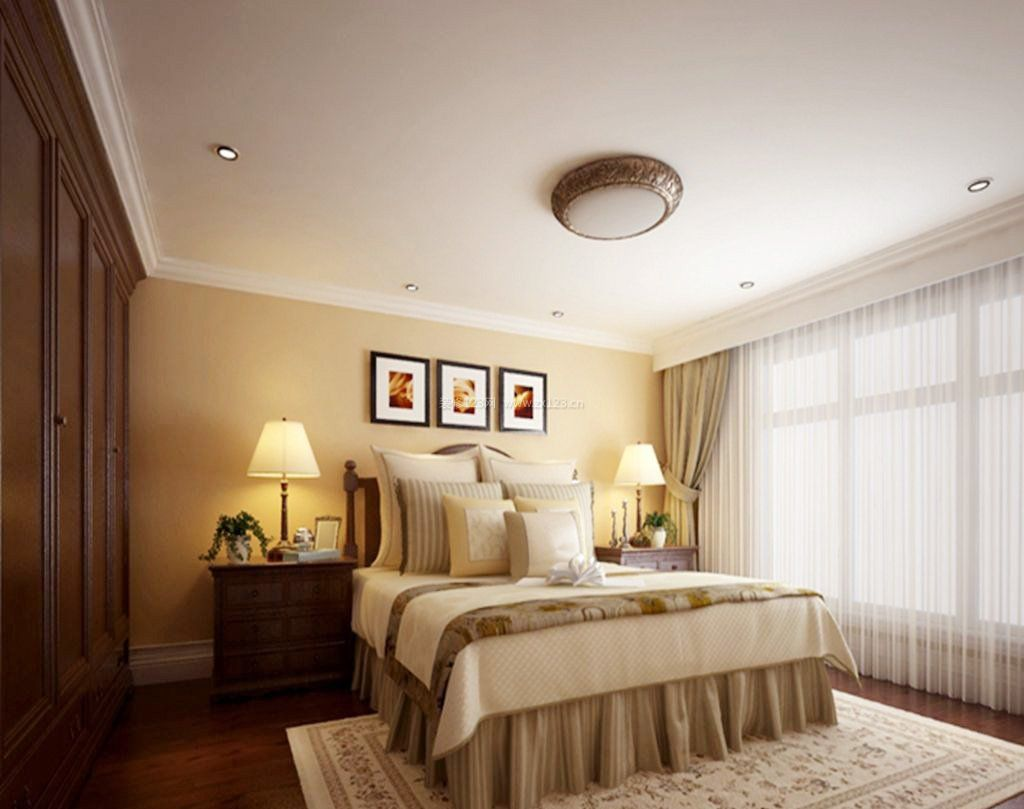 背景墙 房间 家居 起居室 设计 卧室 卧室装修 现代 装修 1024_809