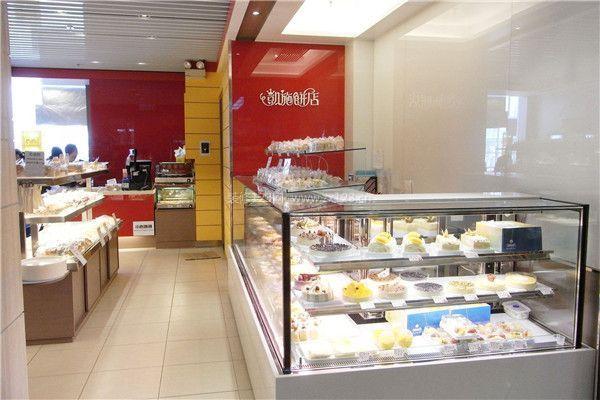 杭州小蛋糕店装修设计 怎么装修小蛋糕店比较好