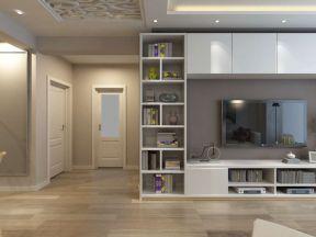 2017現代簡約家居大全 客廳電視墻設計