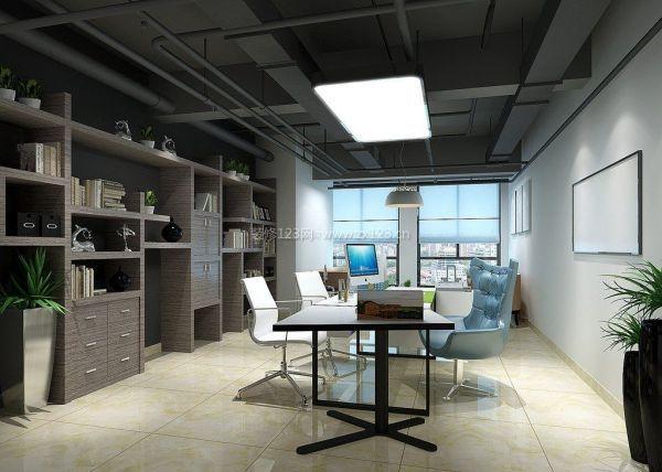 既然是工业风办公室装修设计,那么首先就不得不说的就是其装修