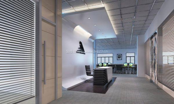 开放式办公室装修设计要注意什么图片