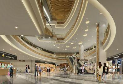 天霸设计公司打造临沂商业中心设计形象好