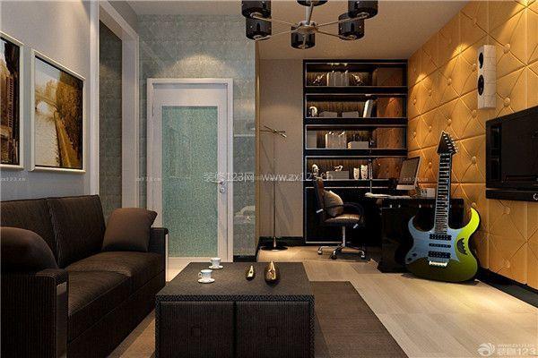 木地板吸音效果佳,尤其是实木地板,在龙骨与地板之间添加岩棉,隔音