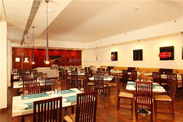 广州中式餐厅装修设计技巧 掌握四点烘托餐厅用餐氛围