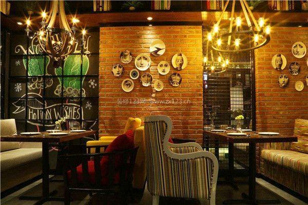杭州饭店装修墙面如何装饰 饭店墙面装饰设计技巧图片