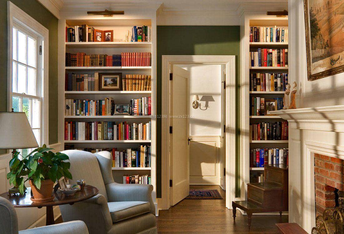 家装效果图 书房 2017家庭书房小书柜效果图 提供者:   ← → 可以