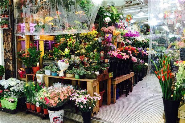 北京花店陈列设计要点 注重营造花店的气氛_装修设计图片